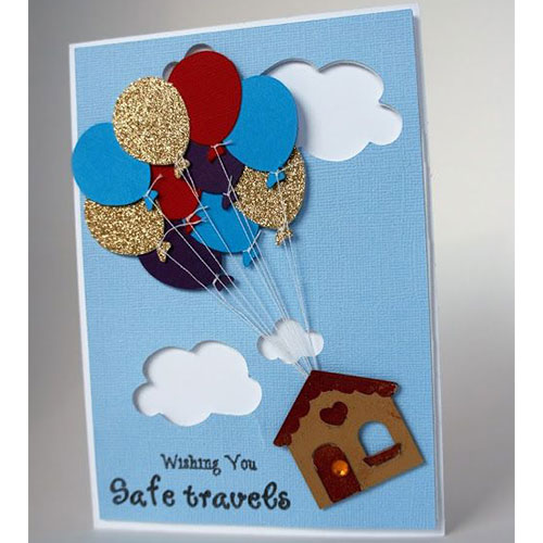handmade cute farewell card at best price in india from